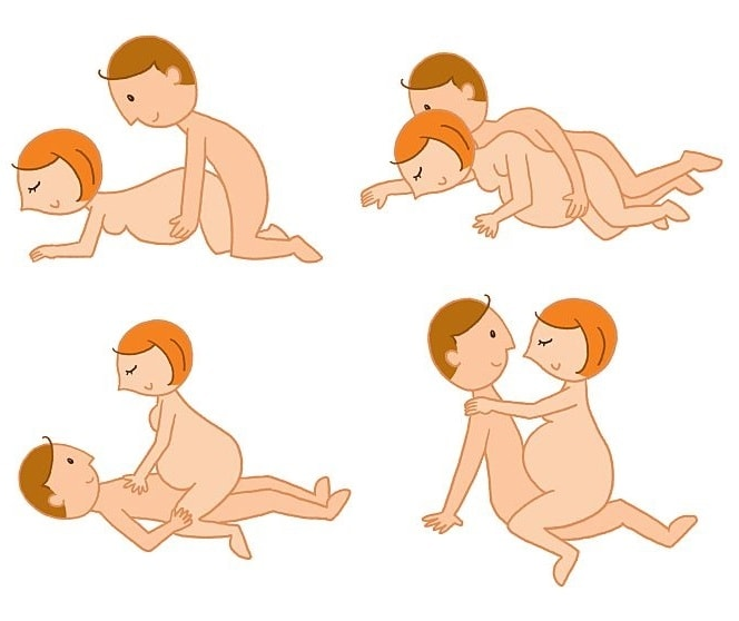 good sex positions while pregnant