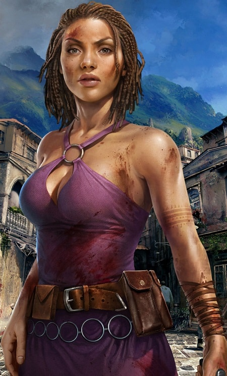 hottest girls in video games